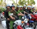Tuổi trẻ Công an xung kích vì an ninh Tổ quốc