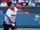 """Diệt gọn"" Chung Hyeon, Federer vào bán kết Indians Wells"