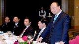 Thủ tướng tin tưởng sẽ có làn sóng đầu tư của Australia vào Việt Nam