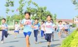 Đức Hòa tổ chức Giải Việt dã thanh niên, thiếu niên và nhi đồng năm 2018