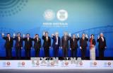 Thủ tướng bắt đầu dự Hội nghị cấp cao Đặc biệt ASEAN-Australia