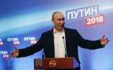 Điện mừng ông Vladimir Putin tái đắc cử Tổng thống Liên bang Nga