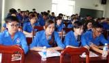 Tỉnh đoàn Long An triển khai, học tập Nghị quyết Đại hội Đoàn các cấp
