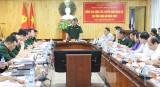 Cục Nhà trường - Bộ Tổng Tham mưu kiểm tra công tác tuyển sinh quân sự tại Long An