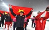 Đang lên phương án tính thuế thu nhập cho cầu thủ U23 Việt Nam
