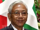Tổng thống Myanmar U Htin Kyaw bất ngờ tuyên bố từ chức