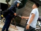 Lại xảy ra trường hợp phóng viên bị hành hung tại Bình Định