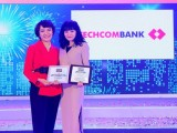 Techcombank đứng thứ 2 trong khối ngân hàng có nơi làm việc tốt nhất