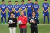 Tổng thống Hàn Quốc Moon Jae In: Ấn tượng với U-23 VN