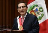 Ông Martin Vizcarra trở thành tân Tổng thống Peru tới năm 2021