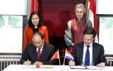 Việt Nam-Hà Lan: Điển hình của mối quan hệ năng động, hiệu quả