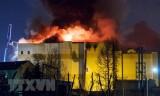 Cháy trung tâm thương mại Nga: Thương vong lớn là do việc sơ tán kém