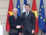 Báo chí Pháp đánh giá tích cực chuyến thăm của Tổng Bí thư