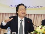 Tổ công tác của Thủ tướng làm việc với Bộ Giáo dục và Đào tạo