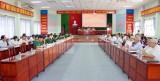 Phối hợp lãnh đạo, chỉ đạo nhiệm vụ quân sự - quốc phòng địa phương