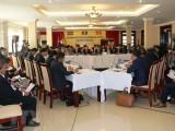 Bắt đầu các cuộc họp quan chức cấp cao GMS 6 và nhóm kỹ thuật CLV 10