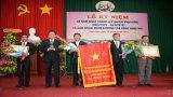 Vĩnh Hưng: Kỷ niệm 40 năm thành huyện và đón nhận Huân chương Lao động hạng nhì