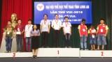 TP.Tân An tạm dẫn đầu Đại hội TDTT tỉnh Long An lần VIII