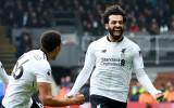 Thắng ngược Crystal Palace, Liverpool tạm chiếm ngôi nhì bảng