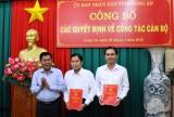 UBND tỉnh Long An triển khai các Quyết định về công tác cán bộ