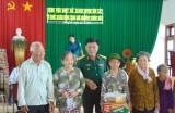 Ban Chỉ huy Quân sự huyện Bến Lức xây dựng đơn vị vững mạnh toàn diện