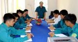 Ban Chỉ huy Quân sự xã Nhơn Thạnh Trung: Thực hiện tốt công tác quốc phòng địa phương