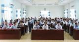 Tập huấn nghiệp vụ kiểm tra, giám sát và thi hành kỷ luật trong Đảng
