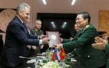 Hội nghị an ninh quốc tế Moscow lần thứ 7 - Hợp tác chống khủng bố