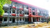 Đẩy nhanh tiến độ thi công dự án 12 phòng học Trường THPT Kiến Tường