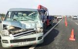 Tai nạn trên cao tốc, tài xế tử vong