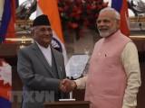 Ấn Độ và Nepal củng cố quan hệ láng giềng thân thiện