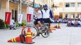 Hơn 1.000 học sinh tiểu học được tuyên truyền Luật Giao thông đường bộ