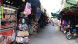 Đìu hiu chợ mới Tân An