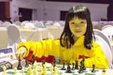 Kỳ thủ Khánh Linh sớm vô địch U-10 nữ châu Á