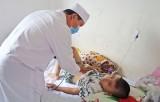 Cần Giuộc: Bệnh tiêu chảy gia tăng