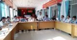 Bí thư Thành ủy Tân An kiểm tra tình hình thực hiện nghị quyết tại phường Khánh Hậu