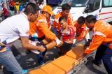Lê Nguyệt Minh nén đau giành chiến thắng tại TP Quy Nhơn