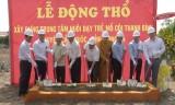 Xây dựng trung tâm chăm sóc trẻ em mồ côi tại Cần Giuộc