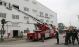 Lực lượng Cảnh sát phòng cháy, chữa cháy thực hiện theo lời Bác dạy