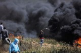 Bạo lực bùng phát trở lại suốt dọc biên giới Israel-Gaza