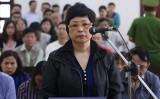 Cựu ĐBQH Châu Thị Thu Nga nhận án chung thân, bồi thường hơn 54 tỉ
