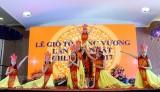 Vận động triển khai dự án Ngày Quốc Tổ Việt Nam toàn cầu