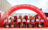 Đồng Tâm Group đưa Nhà máy Sản xuất cọc bêtông ly tâm vào hoạt động