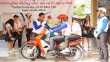 Hướng dẫn kỹ năng lái xe an toàn cho học sinh