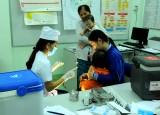 Long An phấn đấu trên 95% trẻ dưới 1 tuổi được tiêm chủng đầy đủ