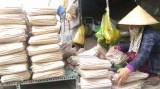Bánh ống gạo - Gợi ký ức tuổi thơ
