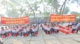 Châu Thành: Phát động Tháng hành động an toàn vệ sinh thực phẩm năm 2018