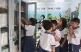 Thư viện trường học - Nơi rèn văn hóa đọc cho học sinh