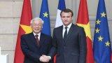 Quan hệ giữa Việt Nam-Pháp: Đối tác chiến lược thực chất