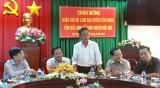 Huyện Yên Phong, tỉnh Bắc Ninh giao lưu, học tập kinh nghiệm tại Đức Hòa
